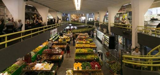 Mercado de Pinheiros em São Paulo