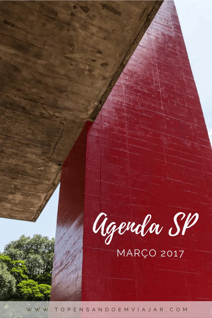 Agenda SP Março
