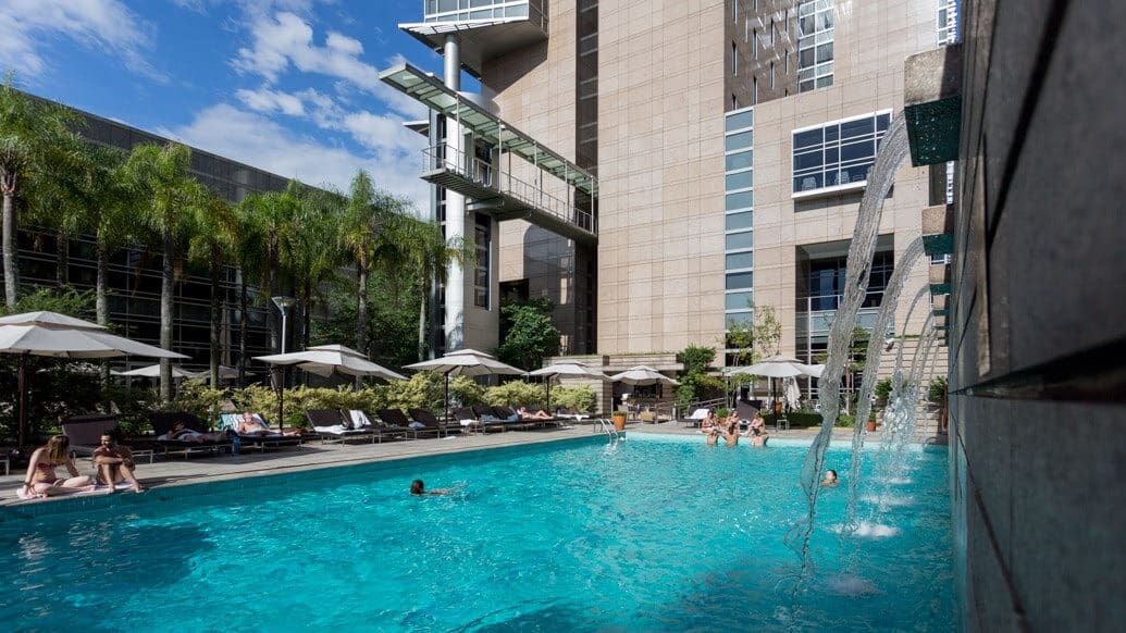 Fim de semana no Grand Hyatt São Paulo