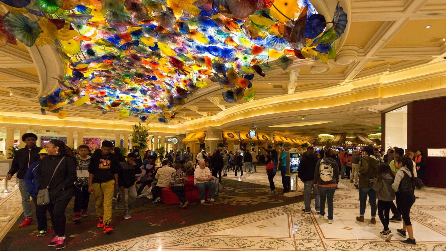 Onde se hospedar em Las Vegas