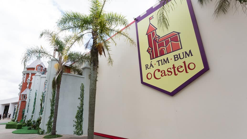 Nova Exposição do Castelo Rá Tim Bum