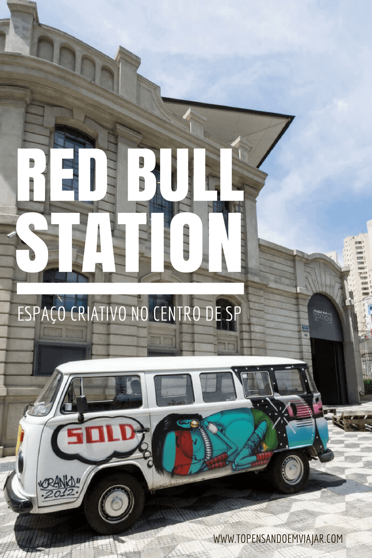 Red Bull Station em SP