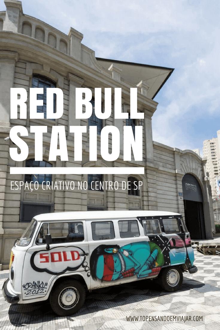 Red Bull Station em SP