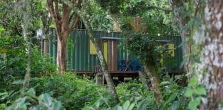 Aldeia Container: experiência incrível de hospedagem em Florianópolis