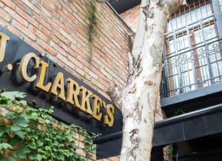 Brunch do P.J. Clarke's