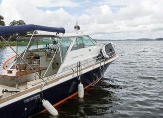 navegando pela Guarapiranga com a Vivant SP