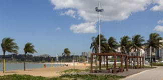 Onde ficar em Vitória, ES: Hotel Ibis Vitória Praia do Camburi