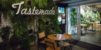 Tastemade Café em SP