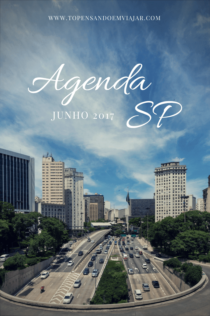 Agenda SP Junho 2017