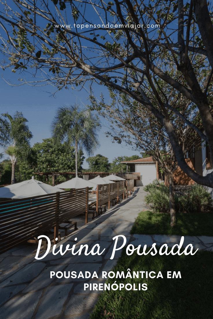 Divina Pousada: hospedagem romântica em Pirenópolis