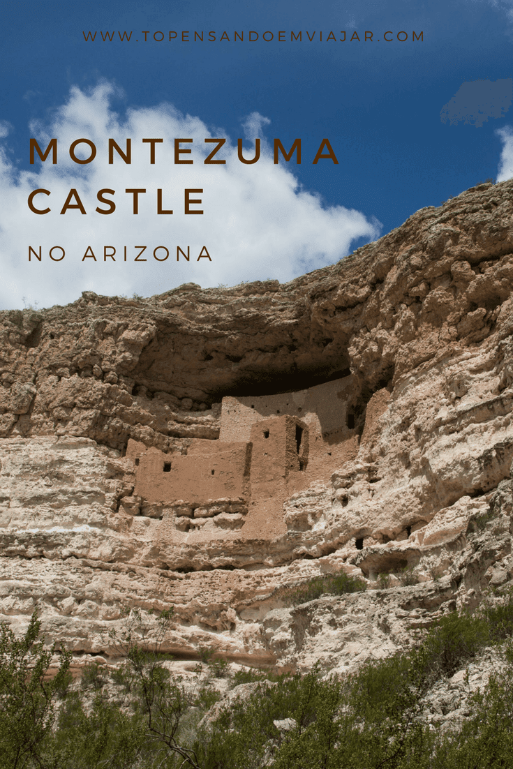 Montezuma Castle: ruínas de uma antiga civilização no Arizona