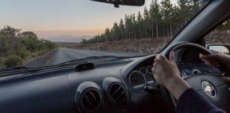 Como é dirigir na África do Sul?