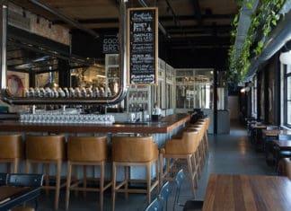Brewhouse da Goose Island em SP