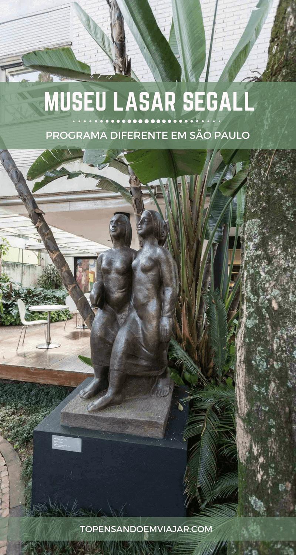 Museu Lasar Segall em SP