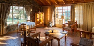 Onde se hospedar na Rota Panorâmica: Thaba Tsweni Lodge