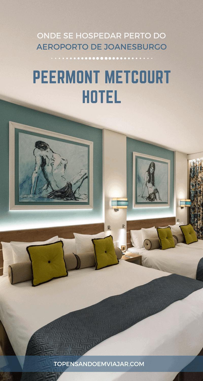Hotel perto do aeroporto de Joanesburgo