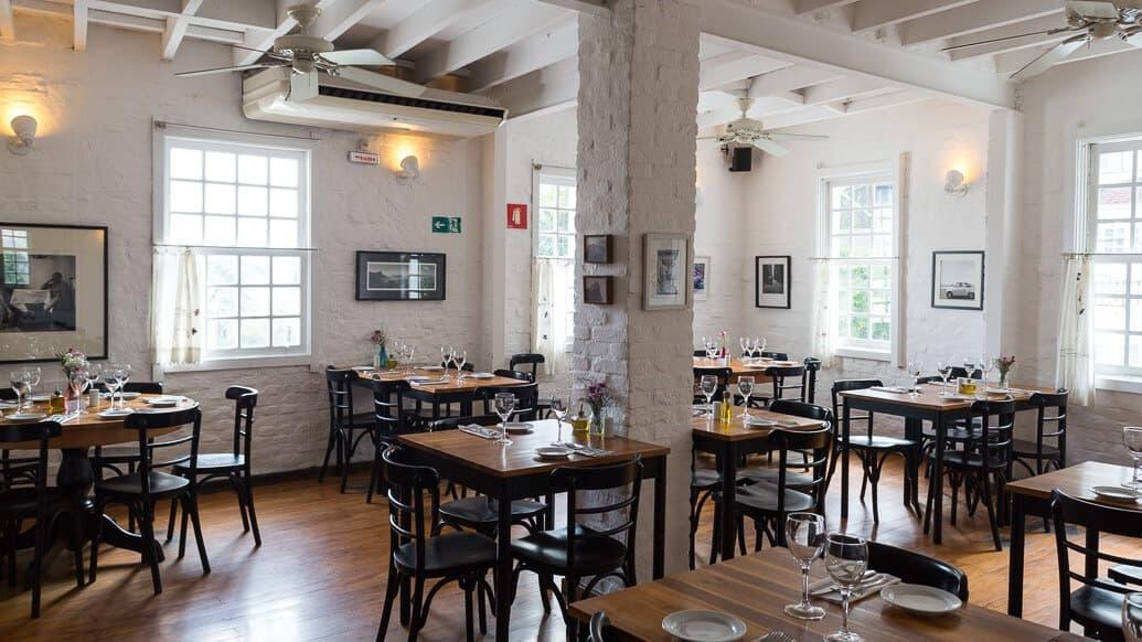 Restaurante Carlota em SP