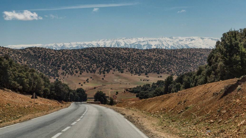 viagem para o Marrocos
