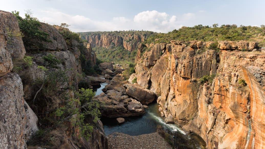 Rota Panorâmica, na África do Sul