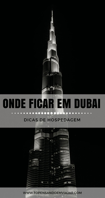 As melhores dicas de hotel em Dubai para te ajudar a programar a sua viagem, mesmo que ela seja uma escala na cidade. Tô pensando em viajar e você?