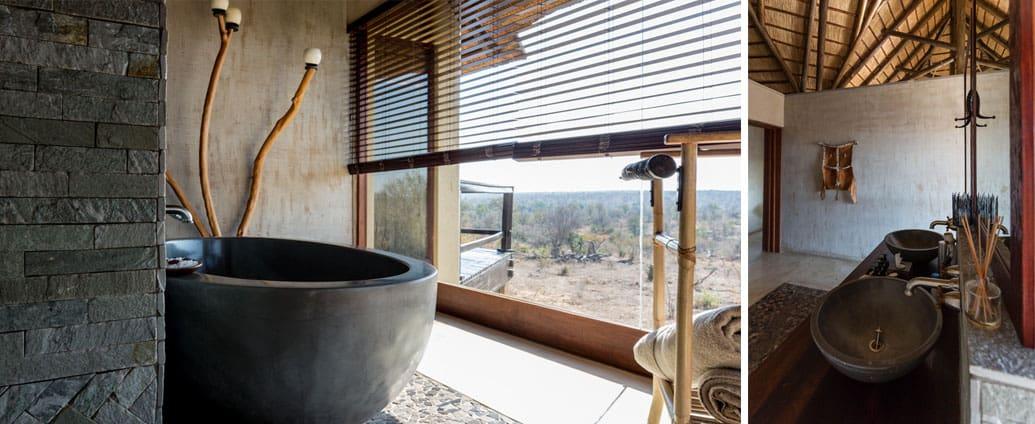 Makumu Private Game Lodge, na África do Sul