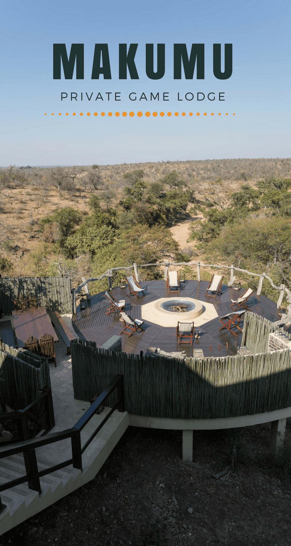 Bem-vind@ ao Makumu Private Game Lodge, um luxuoso e exclusivo lodge sem cercas, com uma vista espetacular, no coração do lowveld sul-africano.