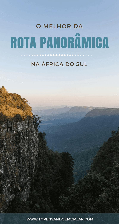 Vamos conhecer a super fotogênica Rota Panorâmica na África do Sul, localizada na província de Mpumalanga, perto do Kruger Park. Você vai curtir vistas de tirar o fôlego do Blyde River Canyon, o maior cânion verde do mundo, cachoeiras imensas e muita história.