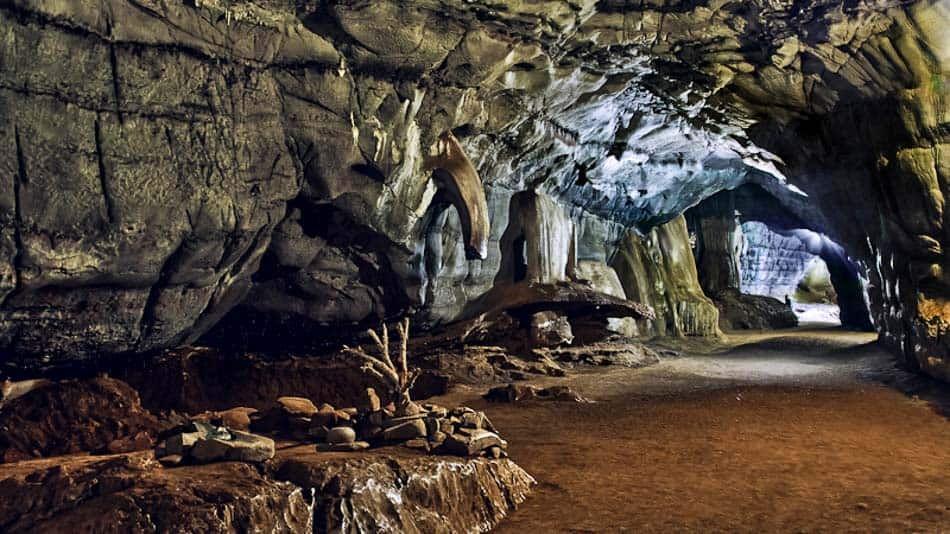 Sudwala Caves, perto da Rota Panorâmica do Blyde River Canyon