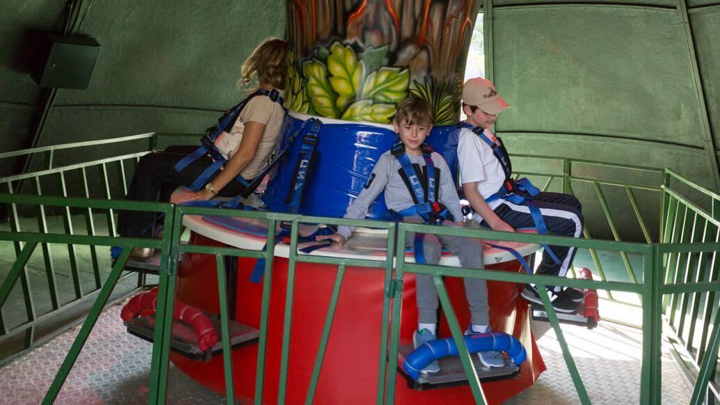 T-Rex Park em Campinas