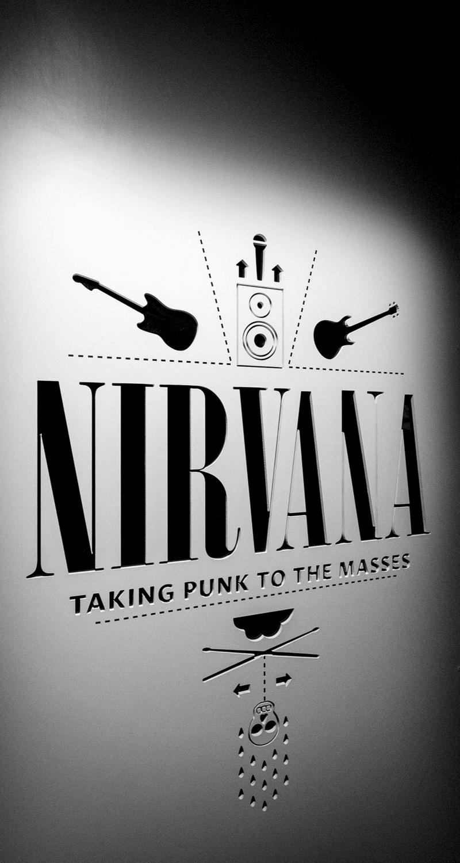 Saiba tudo sobre a exposição do Nirvana em SP. A tão esperada Nirvana: Taking punk to the masses é um deleite para os fãs.