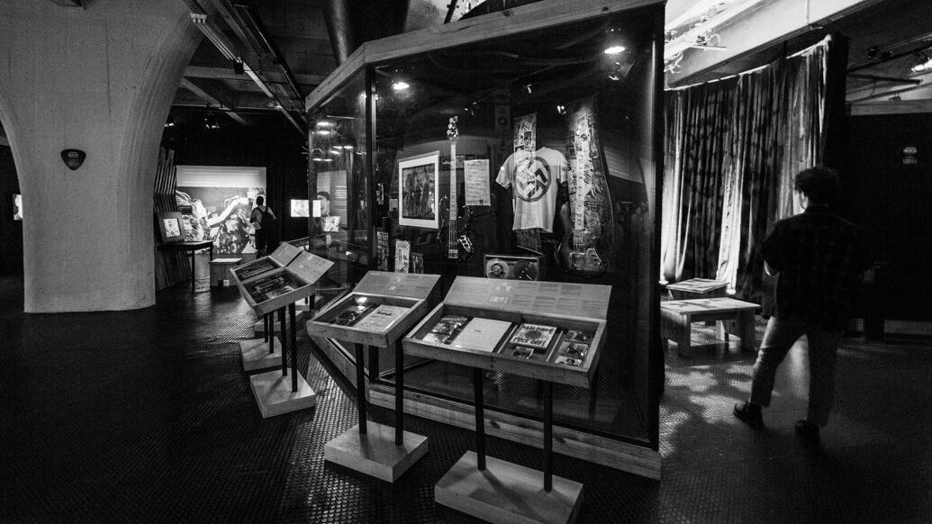 Exposição Nirvana: Taking Punk to the masses em SP
