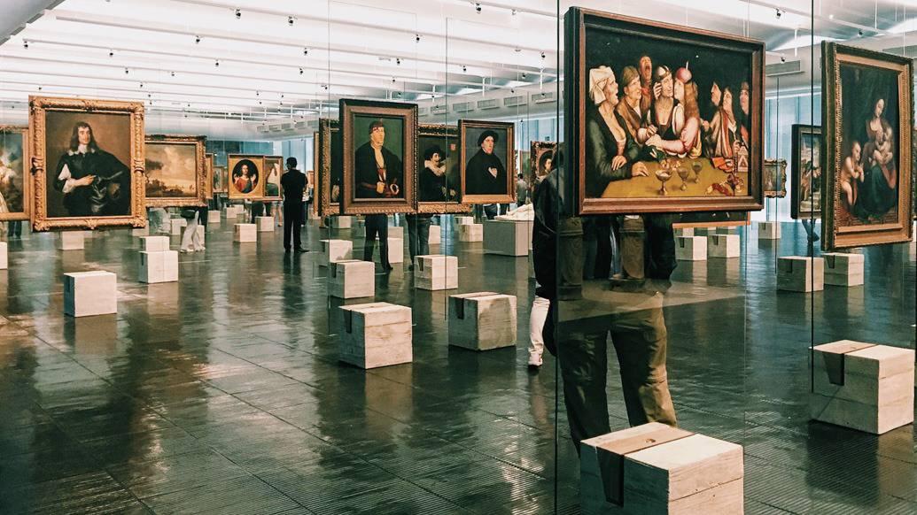 Um museu em SP por dia da semana