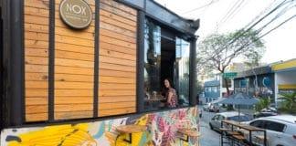 NOX Sanduíche Bar