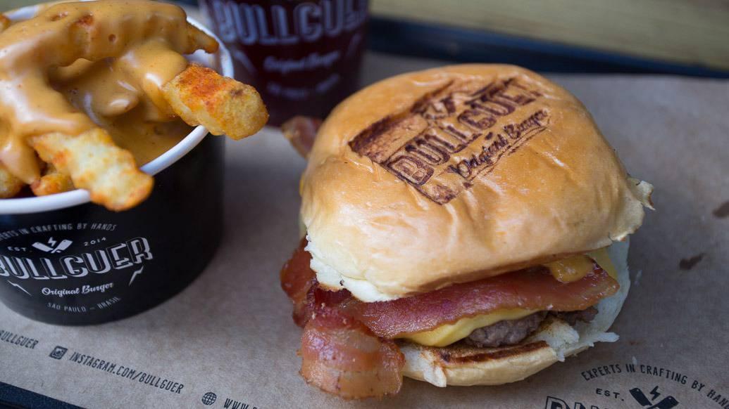 Hambúrguer bom e barato em SP
