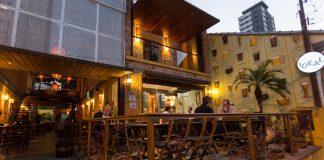 A Cervejaria Ideal da Pompeia, em SP