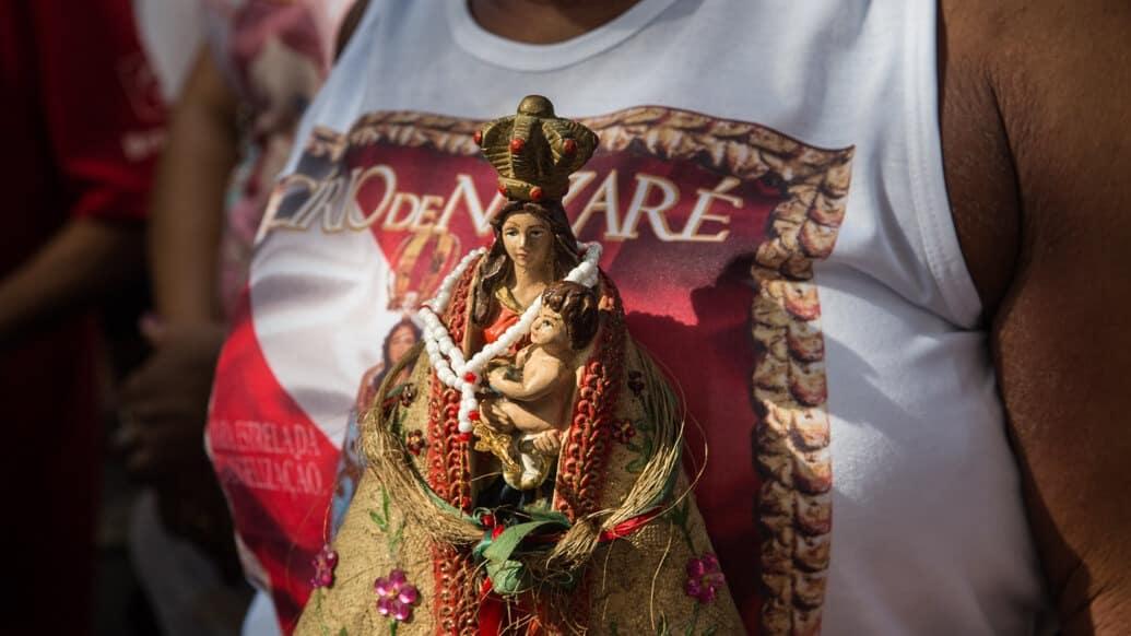 Galeria de fotos do Círio de Nazaré em Belém do Pará