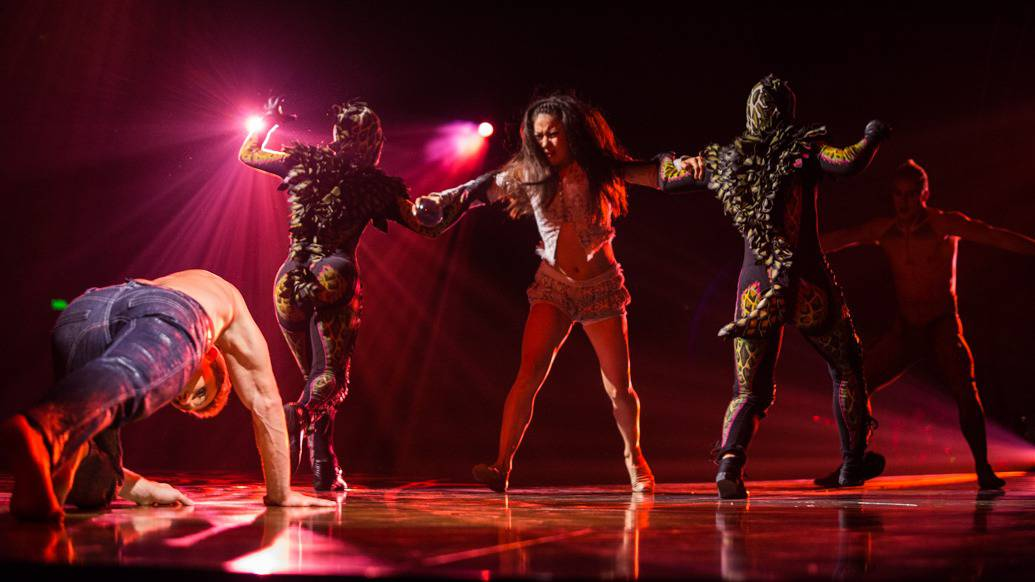 Amaluna, o novo espetáculo do Cirque du Soleil em SP