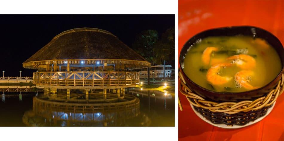 Dicas de onde comer em Belém do Pará: Ver-O-Rio