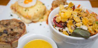 Brunch no sábado em SP: Espaço D Gastronomia
