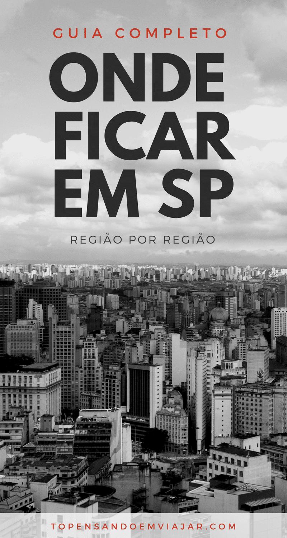 Guia bairro a bairro de onde ficar em São Paulo. Todas as dicas para encontrar a opção de hospedagem perfeita para você em São Paulo.