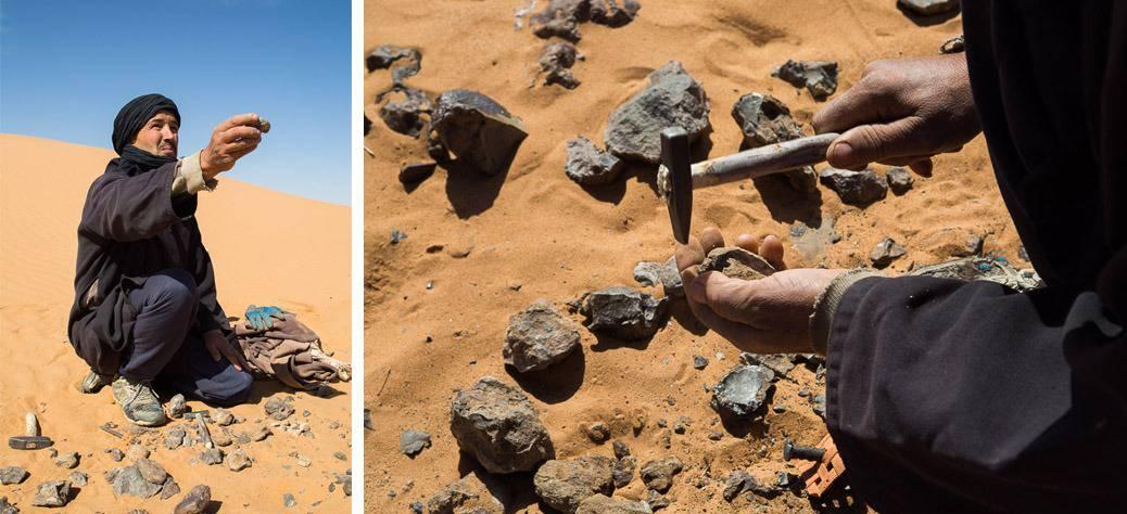 Passeio de 4x4 no Deserto do Saara em Merzouga, no Marrocos