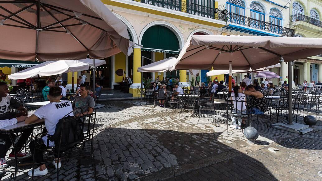 Cerveja artesanal em Cuba