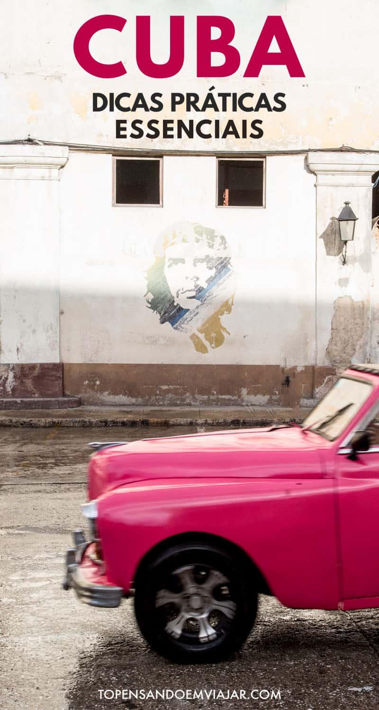 Planejando uma viagem para Cuba?! Confira dicas e informações fresquinhas, sobre visto, transporte, hospedagem, segurança, roteiro e muito mais. Tudo o que você precisa saber para fazer uma viagem perfeita para esse país incrível!