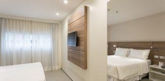 Conheça o novo hotel Intercity Maceió, na praia de Ponta Verde