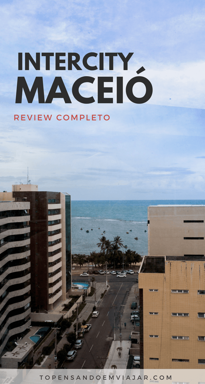 O hotel Intercity Maceió fica muito bem localizado na Praia de Ponta Verde. Recém inaugurado o Intercity Maceió possui quartos confortáveis, piscina com vista pro mar, wifi e estacionamento grátis e um ótimo café da manhã incluso na diária. É uma ótima opção de hospedagem na capital alagoana.
