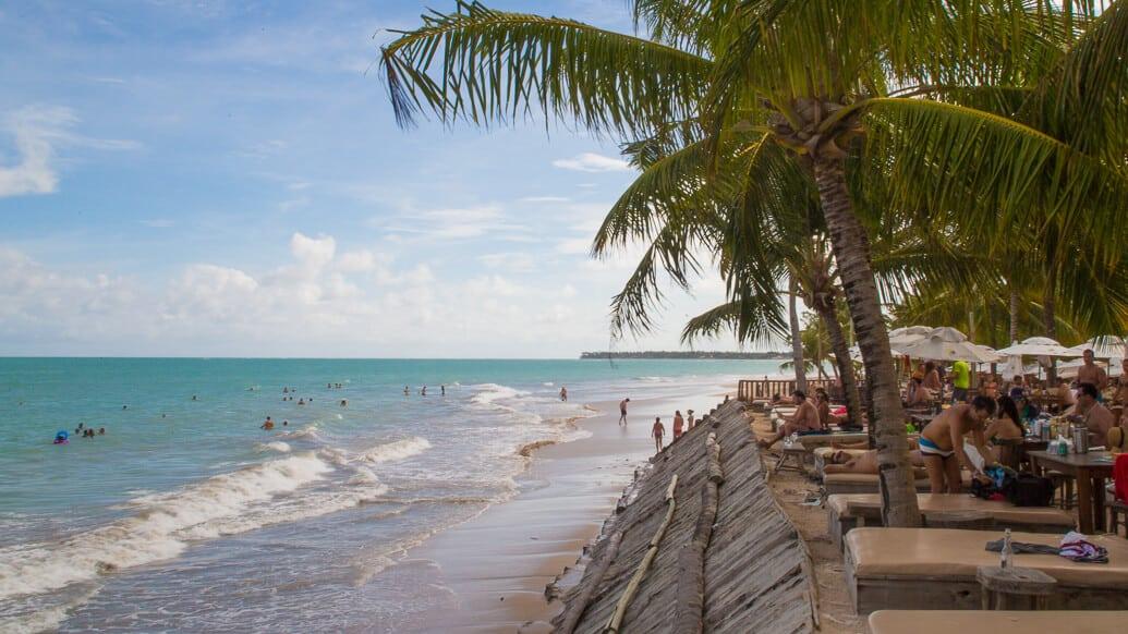 Onde ficar em Maceió - Praia de Ipioca