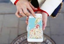 Como usar um mapa personalizado do Google offline