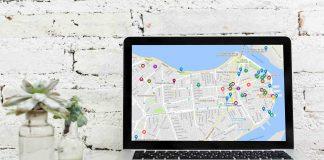 Como criar um mapa personalizado do Google