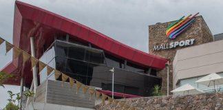 Mall Sport: o shopping de esportes em Santiago, Chile