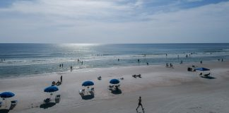 New Smyrna Beach, uma charmosa cidade de praia na Flórida